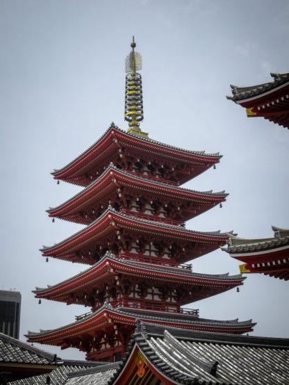 Sensō-ji Pagoda