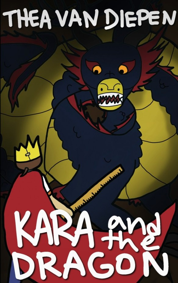 Kara and the Dragon (for ebook)