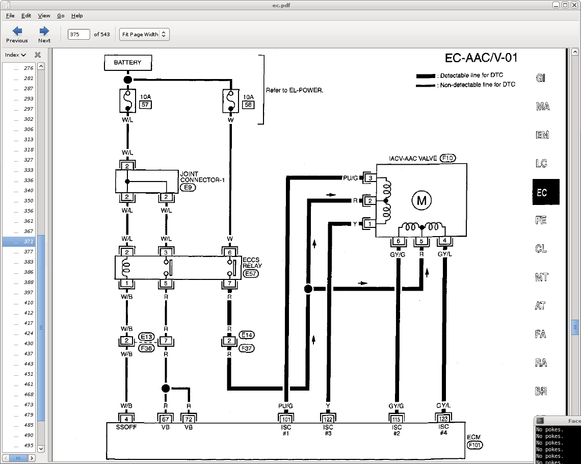 Iac Wiring Diagram Iacv Wiring To The Ecu Honda Tech Megasupport Forum Bull Subaru Wire