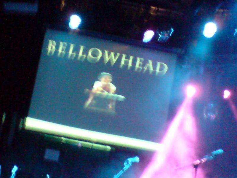 Bellowhead logo