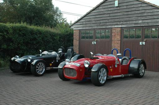 Kit Car Builds