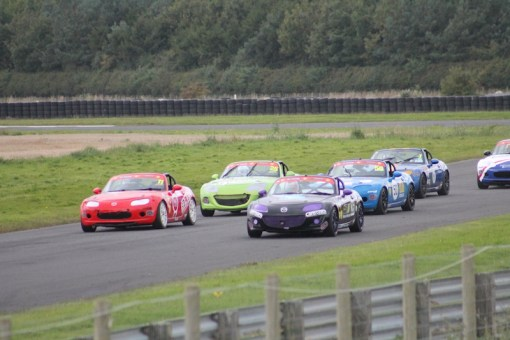 Croft BRSCC MX-5 SuperCup 2017