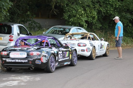 Castle Combe BRSCC MX-5 SuperCup 2018