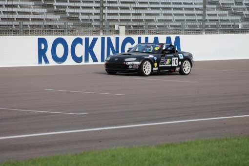 Rockingham BRSCC MX-5 Super Series 2018
