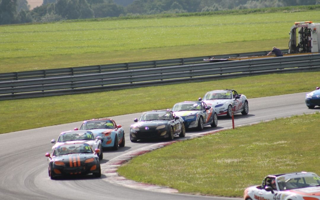 Snetterton BRSCC MX-5 Super Series 2019