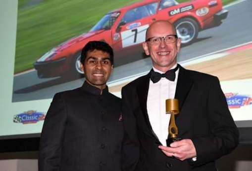 Martyn Adams CSCC Future Classics A70 Class Win