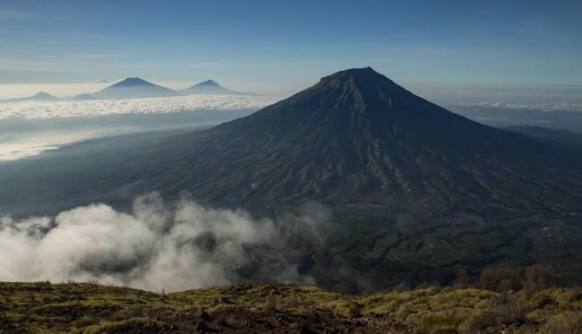 Mt. Sumbing, 3.371 m