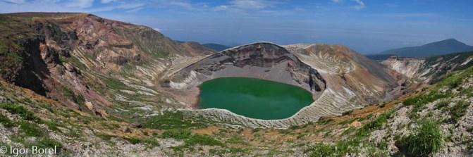 Zaosan 蔵王山, 1.825 m