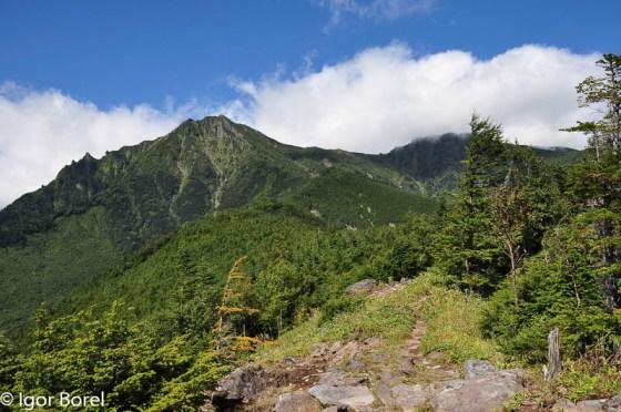 Yatsugatake 八ケ岳,  2.899m