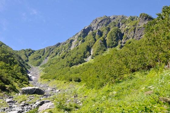 Kitadake 北岳, 3.193 m