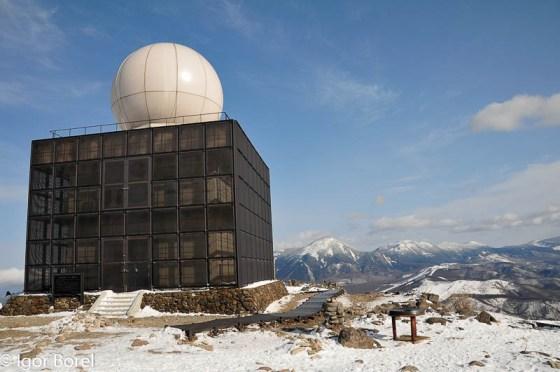 Kirigamine 霧ヶ峰, 1.925 m