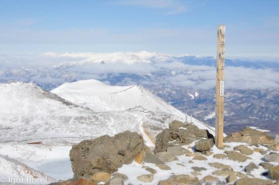 Ontake 御嶽山, 3.067 m