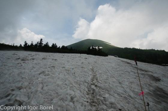 Hakkoda-san 八甲田山, 1.584 m