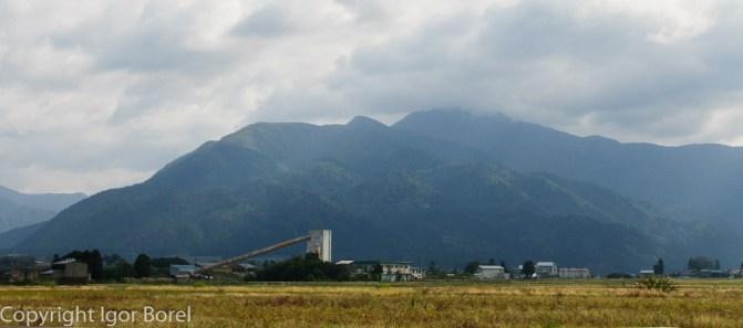 Arashimadake 荒島岳, 1.523 m