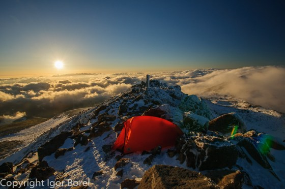 Haku-san 白山, 2.702 m