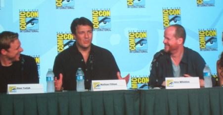 Comic-Con Firefly 10th Anniversary Panel