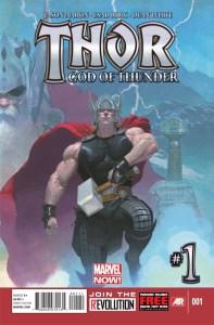 Thor - God of Thunder 1