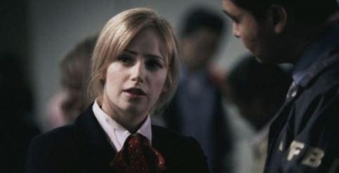 Newman as Amanda Walker in Supernatural
