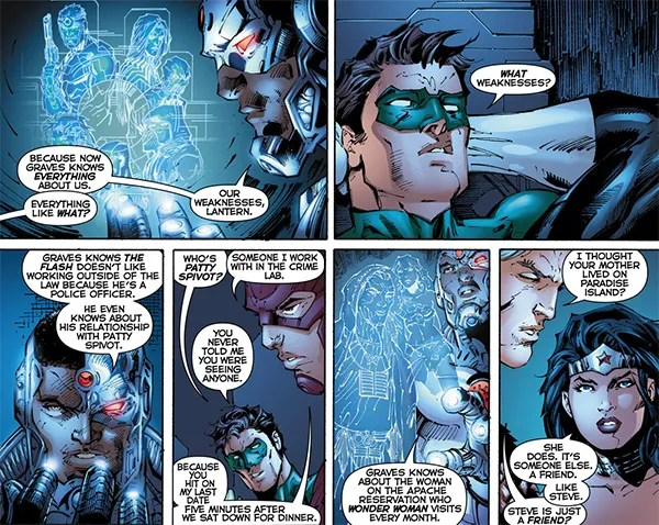 Justice League Volume 2