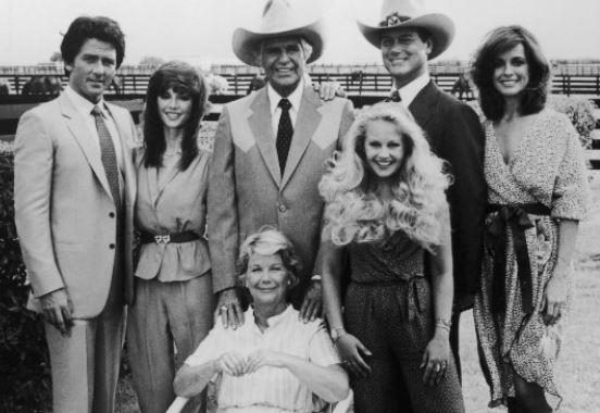 Dallas original cast
