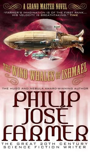 Wind Whales of Ishmael cover