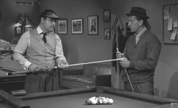 Winters Klugman in Twilight Zone