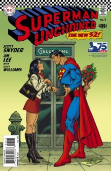 1930s Superman Unchained