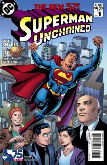 Alt Superman Unchained