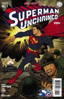Golden Age Superman Unchained 1