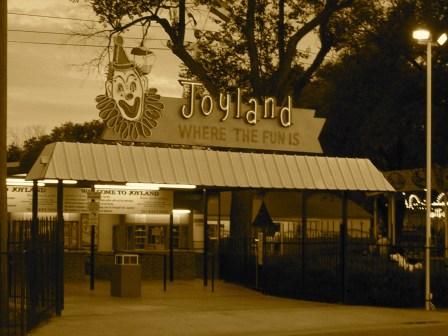 Old Joyland Amusement Park