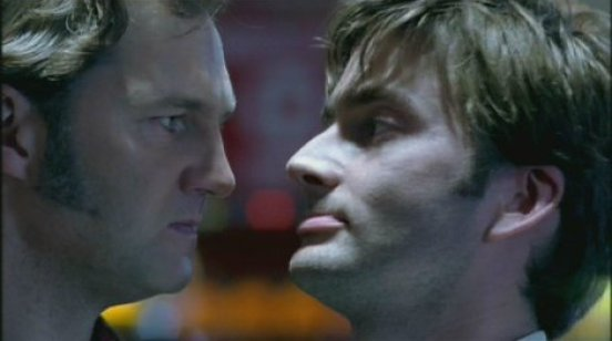 Morrissey and Tennant in Viva Blackpool