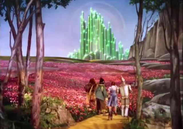 Wizard of Oz in IMAX 3D