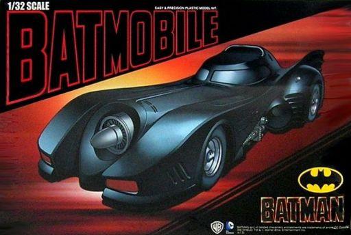 Keaton Batmobile