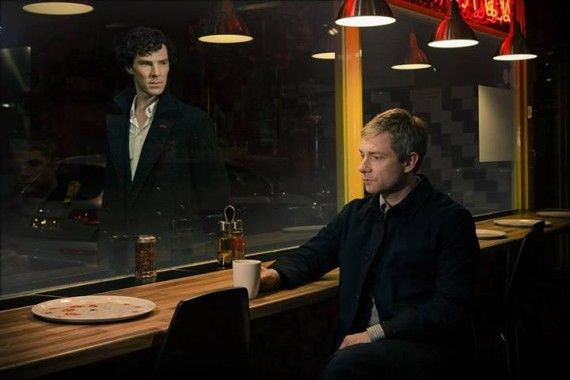 Sherlock season 3 promo