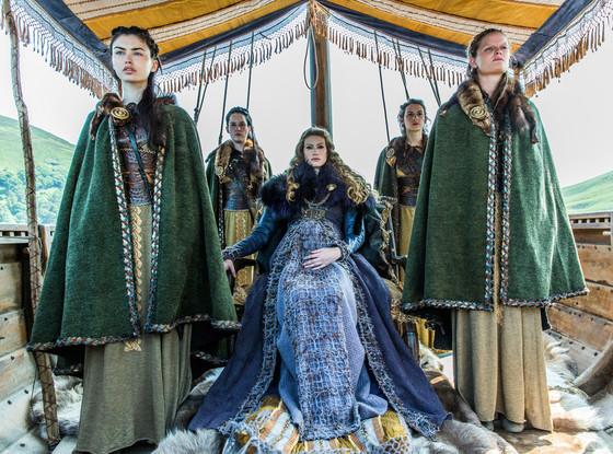 Alyssa Sutherland in Vikings