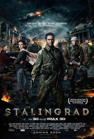 Stalingrad US poster