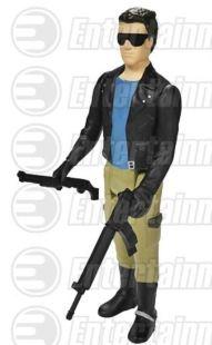 Terminator ReAction figure sculpt