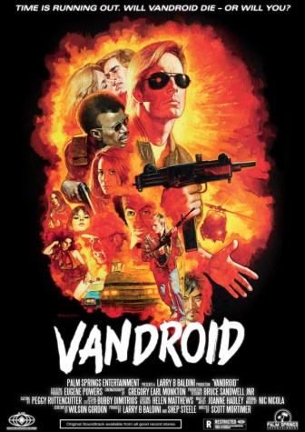 Vandroid movie poster