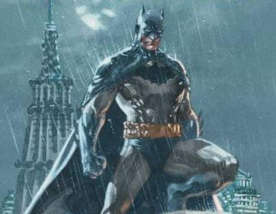 Jim Lee Batman Affleck costume