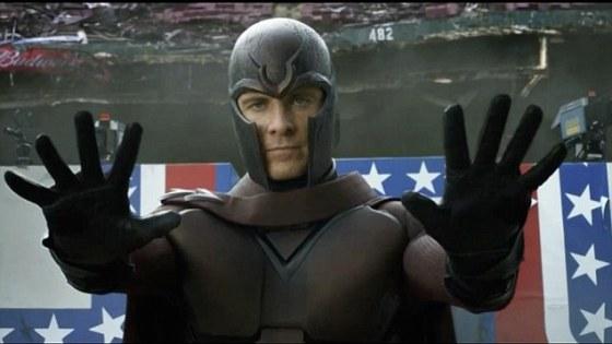 Magneto Fassbender