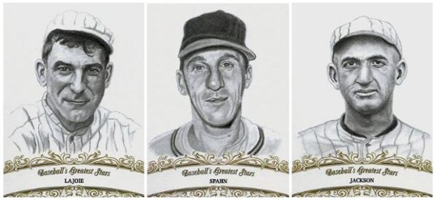 Reinke art baseball cards B