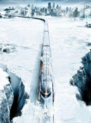 Snowpiercer poster art
