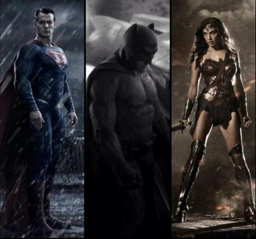 Trinity Dawn of Justice