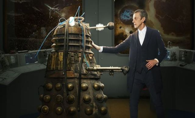 Doctor 12 and Dalek