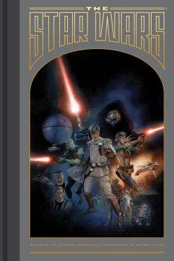The Star Wars hardcover version Rinzler Mayhew Beredo Dark Horse bestseller