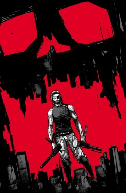 Escape from New York cover C