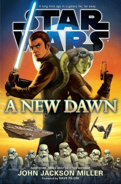 Star Wars A New Dawn cover