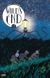 Wilds End issue 1