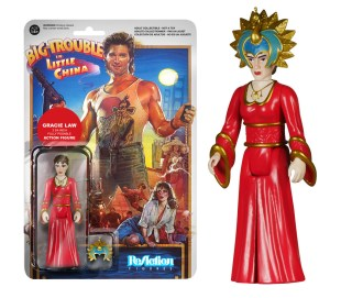 Big Trouble in Little China Gracie Law ReAction Funko