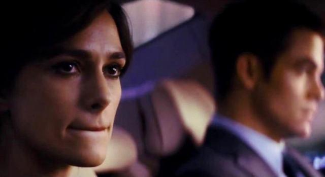 Keira Knightley in Shadow Recruit